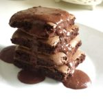 Brownie Fit de Frigideira