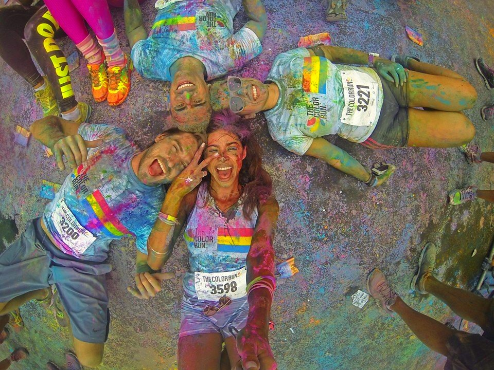 The Color Run - Assista ao Video de como foi!